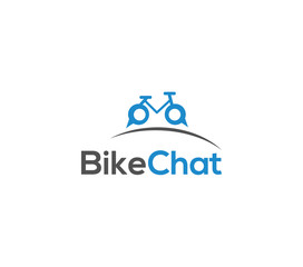Bike logo template