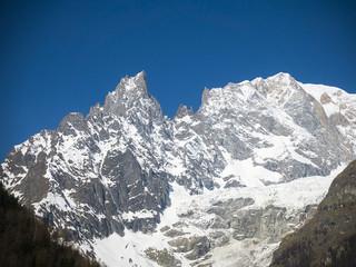 Monte Bianco Courmayeur