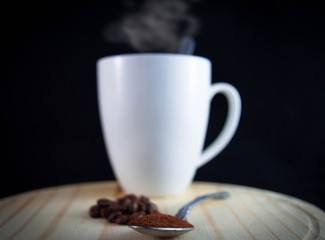 Taza de cafe.