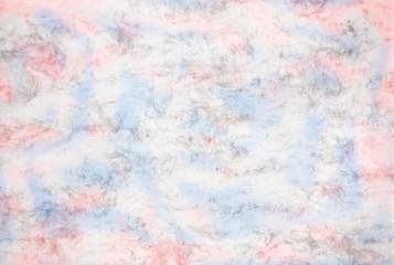 Papier mit Wasserfarben bemalt als Hintergrund Textur