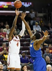 NCAA Basketball: UC Santa Barbara at Southern California