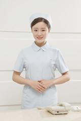 Young female nurses