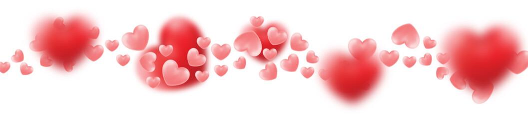 Herzen. Heart background. An abstract Valentines day. Valentine's day abstract background.