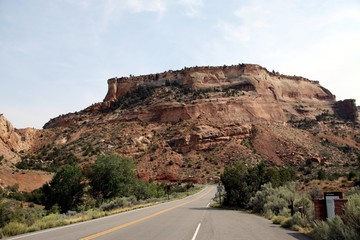 National Monument in the USA - NP