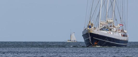 SAILING VESSEL - Sailing ship in the Baltic Sea
