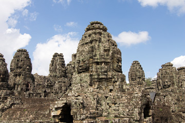 Traces of the Khmer civilization