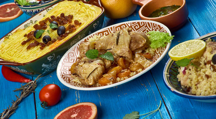Maghreb cuisine