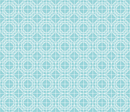 line pale green pattern vector illustration. Abstract decorative repeatable motif for surface design. Fabric texture. Use as background.