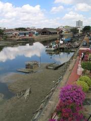 Malaca / Melaka, ciudad de Malasia en la zona meridional de la península de Malaca, bañado por el estrecho de Malaca en su zona oriental. Fue fundada en 1401 y conquistada por Afonso de Albuquerque