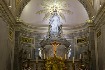 Foto auf AluDibond Denkmal Chapel of Our Lady of the Miraculous Medal, Paris, France