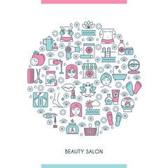 beaty salon concept