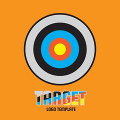 target logo template