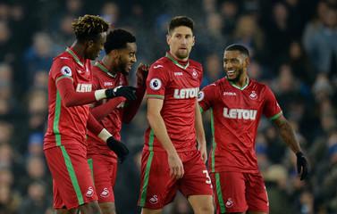 Premier League - Everton vs Swansea City