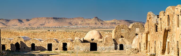 Ksar El Ferech in South Tunisia