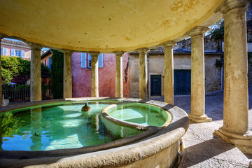 Search photos washhouse the neo classical washhouse in grignan france malvernweather Choice Image