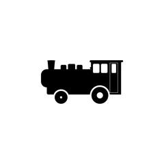 childrean train icon. Children toys Icon. Premium quality graphic design. Signs, symbols collection, simple icon for websites, web design, mobile app