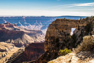 Foto op Canvas Canyon Grand Canyon North Point 5