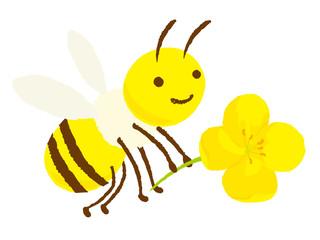 ミツバチ キャラクター