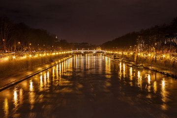 Rome - Tevere / Tiber River