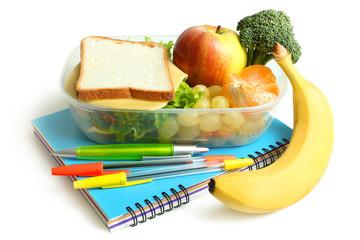 Useful food, lunch