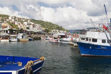 Fisherman's Wharf, Istanbul-Turkey