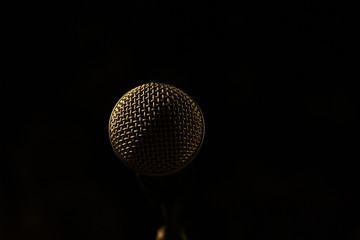 stage microphone,