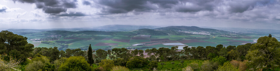 View from the Church of transfiguration