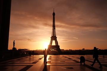 Place de Trocadéro à Paris