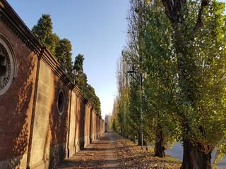 Primavera Autunno e Inverno al Cimitero Monumentale di Milano