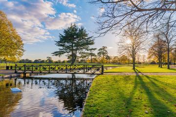 British countryside view