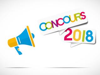 megaphone : concours 2018