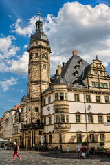Altenburg, Rathaus