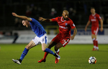 FA Cup Second Round Replay - Carlisle United vs Gillingham