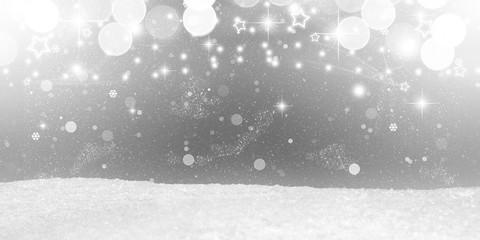 Schneeflocken - Weihnachtsmotiv