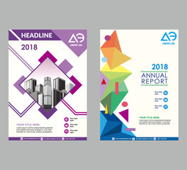 brochure, layout, magazine, flyer, cover annual report for company, business, or your event