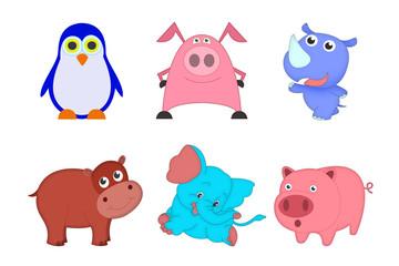 группа животных