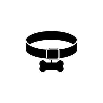 dog collar icon. Popular Breed of dogs element icon. Premium quality graphic design icon. Dog Signs and symbols collection icon for websites, web design, mobile app