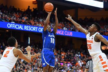 NCAA Basketball: Buffalo at Syracuse