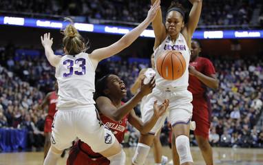 NCAA Womens Basketball: Oklahoma at Connecticut