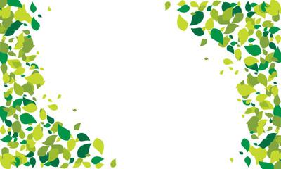 Leaf Background Vector design