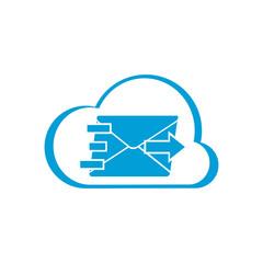 Mail icon. Vector Illustration