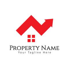 Property Logo Vector Template Design