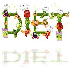 dieta da chef