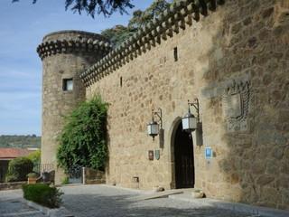 Jarandilla de la Vera, pueblo de la provincia de Cáceres, en la comunidad autónoma de Extremadura (España)