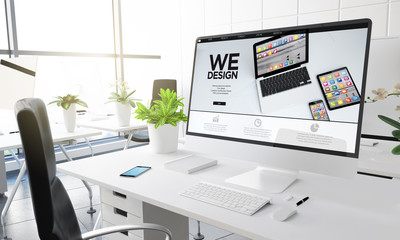 computer office we design