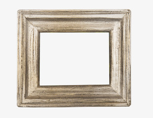 Empty Isolated Frame