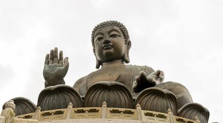 Giant Buddha Hong Kong