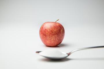 apple vs sugar