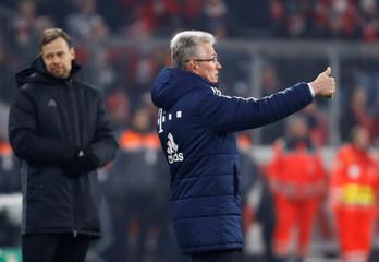 DFB Cup Third Round - Bayern Munich vs Borussia Dortmund