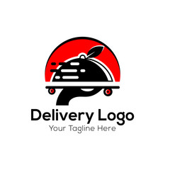 Delivery Logo Stock Images